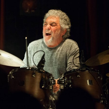 Learn to play the Aja drum solo by Steve Gadd
