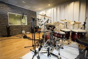THOUGHTS ABOUT DRUM ROOMS